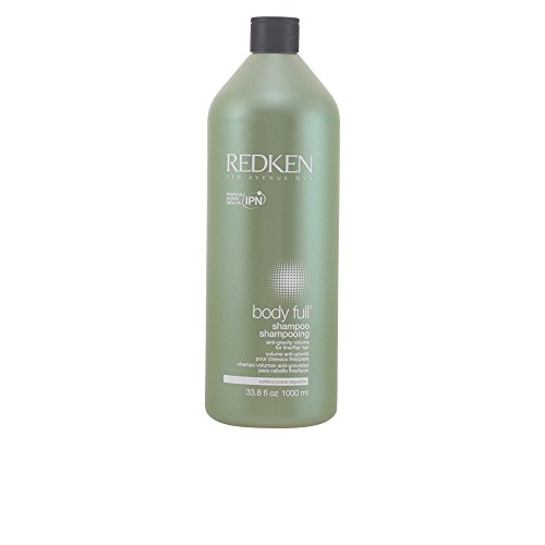 Body Full Shampoo by Redken for Unisex - 33 oz Shampoo (Normal Full Volume Shampoo)