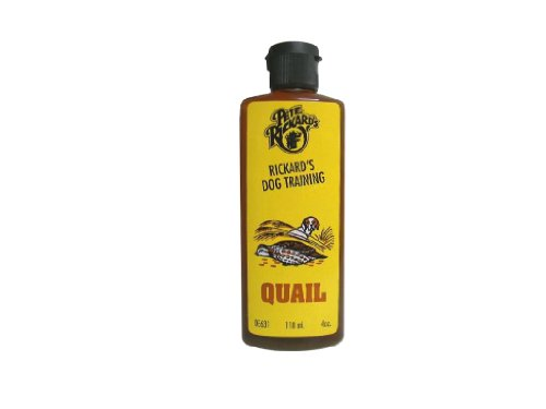 Pete Rickard's Quail Dog Training Scent, 4-Ounce for sale  Delivered anywhere in USA