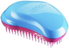 Tangle Teezer Original - Cepillo para el pelo, color azul y rosa