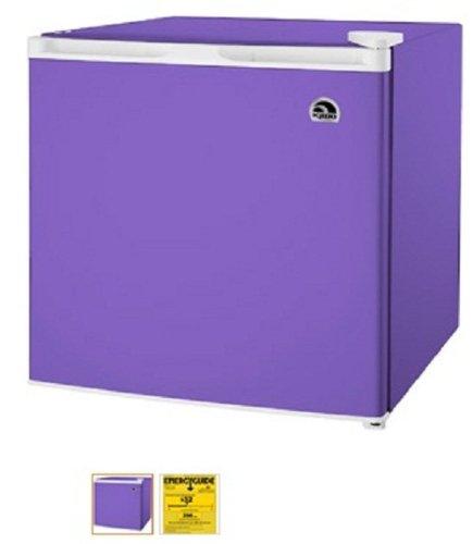 Igloo 1.7-cu ft Refrigerator, Purple-HEAVY DUTY CONSTRUCTION