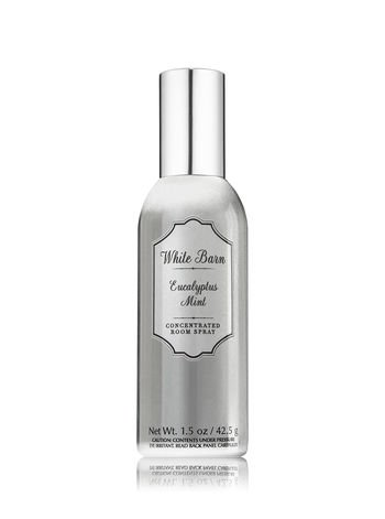 Bath and Body Works White Barn Eucalyptus Mint Concentrated Room Spray, 1.5 Ounce by Bath & Body Works