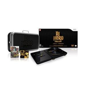 NEW DJ Hero Renegade Bundle Wii (Videogame Software)