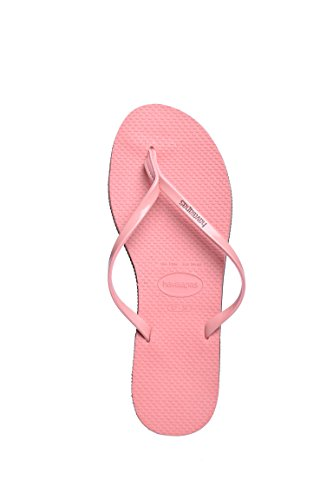 Pictures of Havaianas Women's You Metallic Flip Flops 4135102 Gold 2