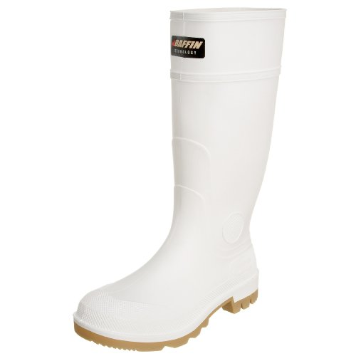 White Rubber Boots - 4
