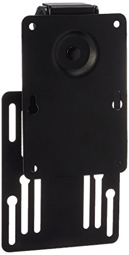 Monoprice 105754 Cabinet Mount Bracket for 9-17 Inches LCD/LED, Black