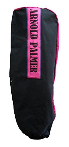 買い手ローマ人深めるArnold Palmer(アーノルドパーマー) APTC102 トラベルカバー 黒Xピンク