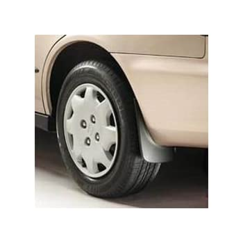 Passenger Car Contura Splash Guards - Style E