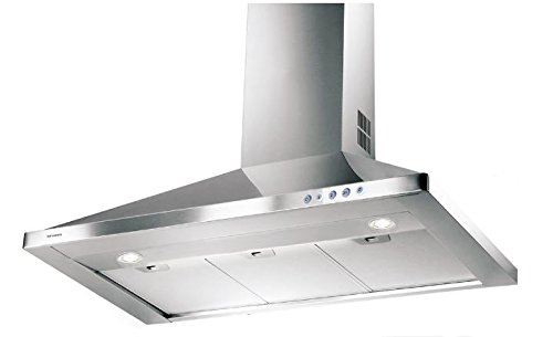 "Price comparison product image Faber CLAS30SS 30"" Classica Canopy Range Hood, Stainless Steel"