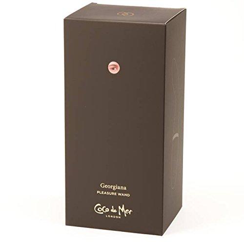 Coco de Mer Georgiana USB Rechargeable G-Spot Vibrator (Brown) by Coco de Mer (Image #9)