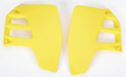 (UFO Plastics Radiator Covers - RM Yellow SU02909101)