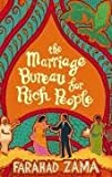 The Marriage Bureau for Rich People by Farahad Zama front cover