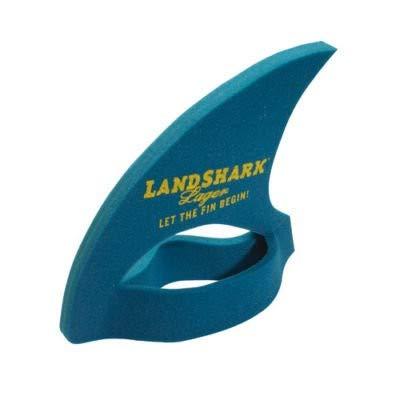 Landshark Lager Foam Shark Fin Hat - -