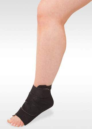 Juzo Reversible Versatile Support 30-60mmHg Ankle Compression Wrap