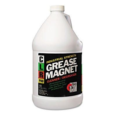 CLR PRO GM4PROCT Grease Magnet 1gal Bottle 4/Carton