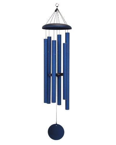 Corinthian Bells 50-inch Windchime, Midnight Blue by Corinthian Bells