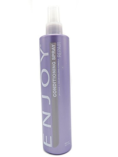 - ENJOY Conditioning Spray (10.1 OZ) Moisture-Rich, Smoothing, Shine-Enhancing Conditioning Spray