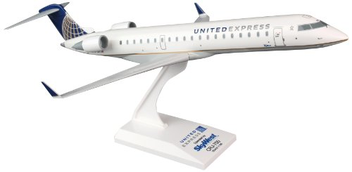 Daron Skymarks United Express CRJ700 1/100 SkyWest Aircraft Model