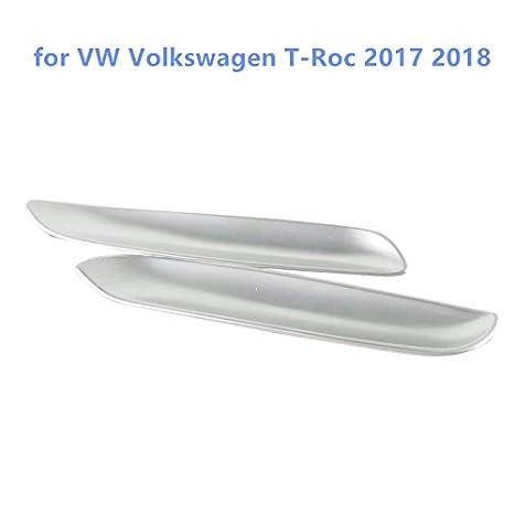 HIGH FLYING ABS Plastic Matt Interior Seat Adjustment Button Cover Trim For Car Accessory VWTROC (Manual Adjustment 2pcs) YUZHONGTIAN Auto Trims Co. Ltd