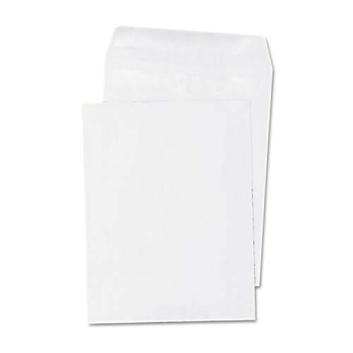 Universal 42102 Self Seal Catalog Envelope, 10 x 13, White (Box of 100)