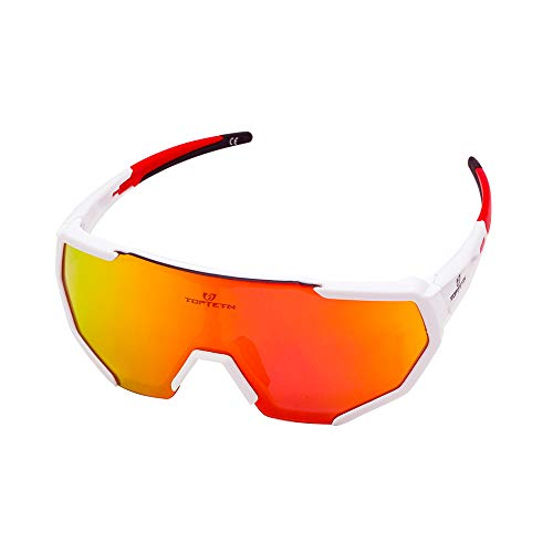 TOPTETN Polarized Sunglasses Glasses Bicycle