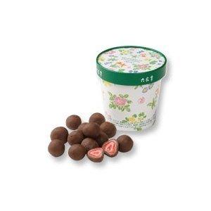 Rokkatei Strawberry Chocolate (Milk Chocolate)