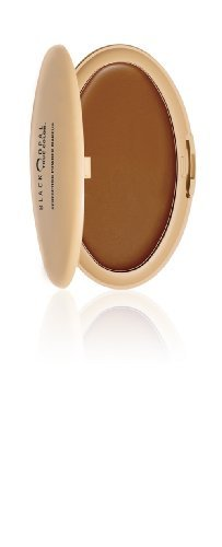 fond de teint en poudre perfecting powder makeup-rich caramel - by Black Opal