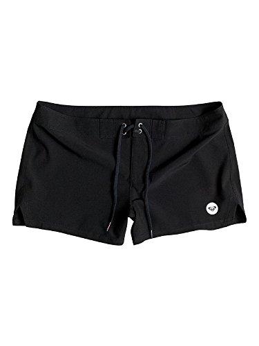 Roxy Women's to Dye 2 Inch Boardshort, True Black, M