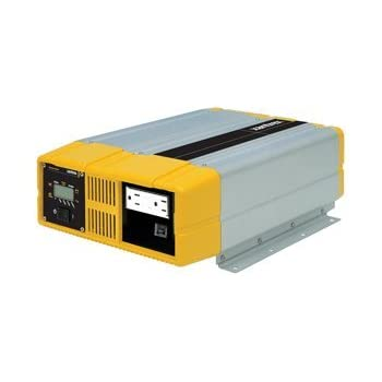 Xantrex 806-1000 PROsine 1000W 12V GFCI Power Inverter, 1000 watt inverter (1500 watt surge capability), Removable LCD display can be mounted remotely for control and monitoring