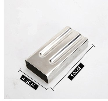 20pcs Stainless Steel Molds for Popsicles Maker Ice Lolly Ice Cream Pops Bars Stick Holder (B) by KikoPro (Image #2)