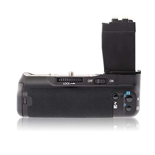 - Meike® Vertical Battery Grip for Canon EOS Rebel T2i / 550D, Rebel T3i / 600D, Rebel T4i / 650D ,Rebel T5i / 700D BG-E8