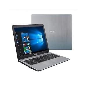 Asus X541NA-GO017T Laptop(Celeron Dual Core/4 GB/500 GB/Windows 10), Silver