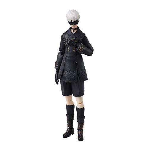 Square Enix Nier Automata: Bring Arts 9S Yorha No. 9 Type S Action Figure