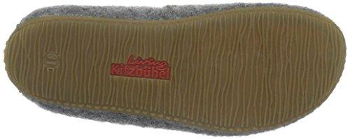 Kitzbühel Hausschuhe Living Kinder Chelsea Unisex Grau Boot 610 Grau drXXq1xw