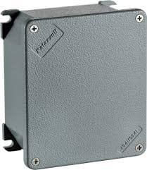 PALAZZOLI S.P.A. Uni B9 Caja de 100 x 100 x 59 ip66-ip67 520009: Amazon.es: Electrónica