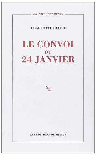Téléchargement Le convoi du 24 janvier pdf epub