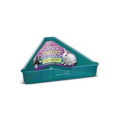 Super Pet Litter Pan Hicorner - Large Super Pet Hamster Litter