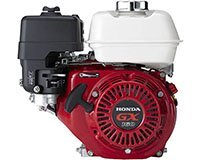Honda GX160 RT2 RH G4 Wet embrague Motor 20 mm manivela no tanque