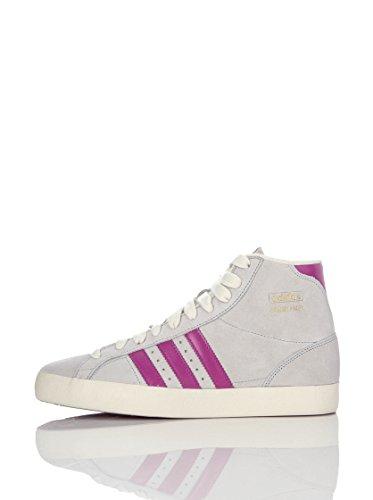 adidas Originals GAZELLE OG W Q20701 Damen Sneaker Grau/Rosa