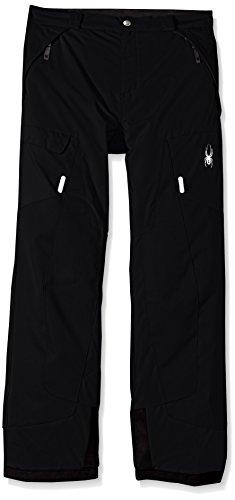 - Spyder Boy's Action Ski Pant, Black, Size 08
