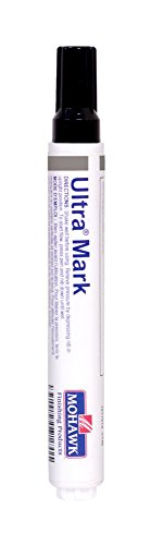 Mohawk Finishing Products Ultra Mark Wood Marker for Paint or Stain (Medium Grey)