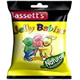Bassetts Jelly Babies 190g Pack of 3
