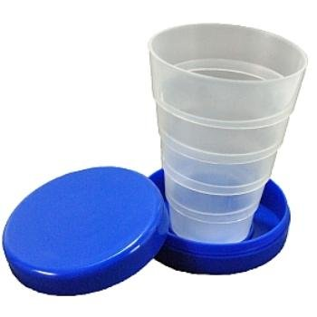 Collapsible Plastic Cup Case Pack 24 Home Kitchen Furniture Decor