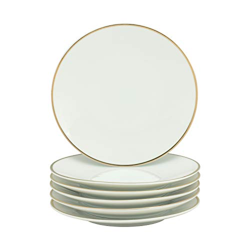 10 Strawberry Street CPGL00056 Coupe Gold Line Bread & Butter Plate, App