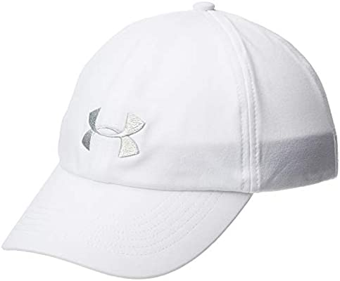 Under Armour Womens Renegade Cap, White (100)/Elemental, One Size ...