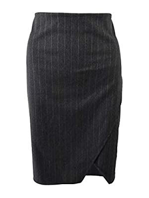 DKNY Womens Professional Knee-Length Pencil Skirt