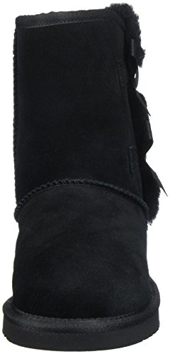 Women's Boot by Short UGG Fashion Black Victoria Koolaburra Black Black qOUnfWHnE