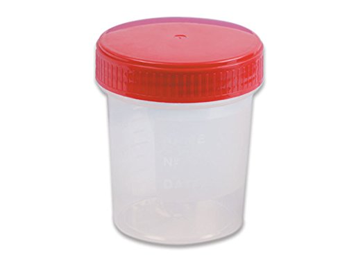 Contenedor de orina, 120 ml (paquete de 300) GIMA 25958