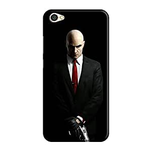 Cover It Up - Hitman Waiting Redmi Y1 Lite Hard Case