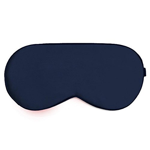 RoseBlue byRisa Silk Sleep Eyeshade Cover Eye Mask For Sleeping Rest Travel ()