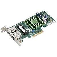 Supermicro Aoc-Sg-I2 2-Port Low-Profile Gigabit Ethernet Pci-E Adapter Form Factor Internal